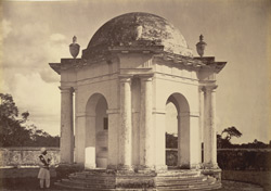 The Tomb of Colonel W. Baillie, Ganjam.